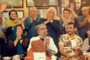 جشن تولد مسعود کیمیایی با حضور هنرمندان برگزار شد